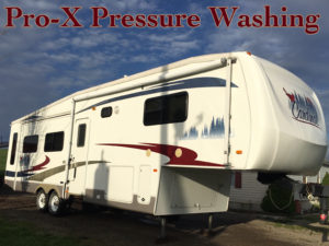 Mobile RV Wash